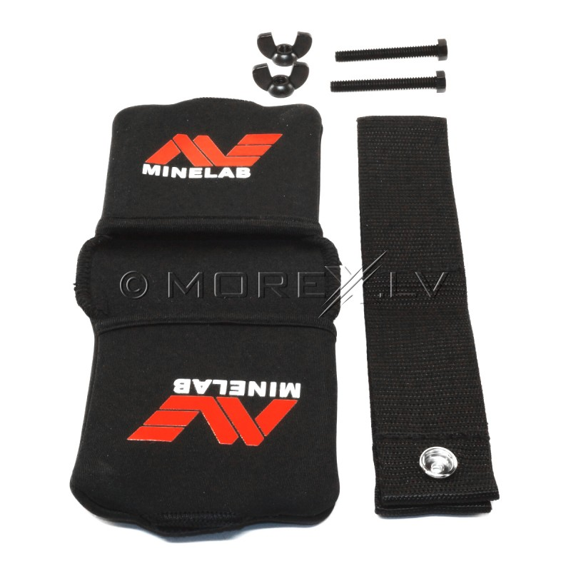 Minelab Black Nylon Nut & Bolt for Arm Rest (3011-0028)