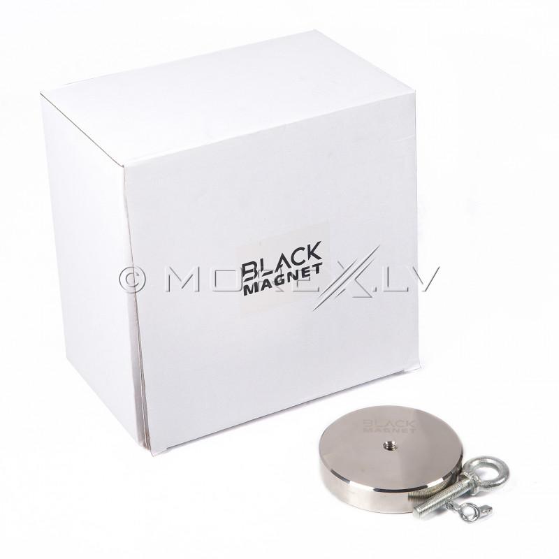 Black Magnet F600 Fishing Magnet 600 kg