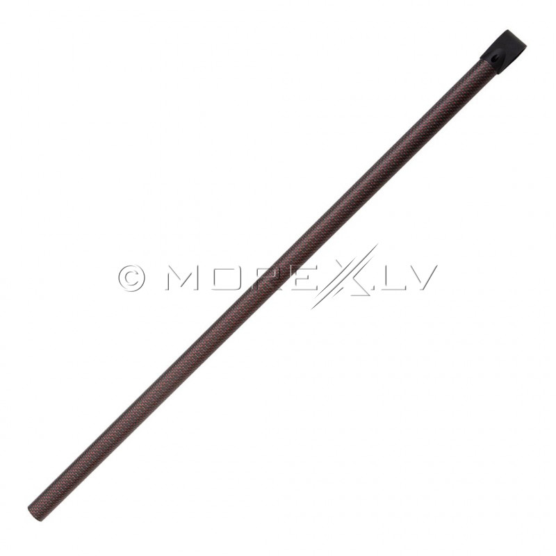 Detect-Ed Bottom carbon shaft for detectors Equinox LS Red-Belly Black