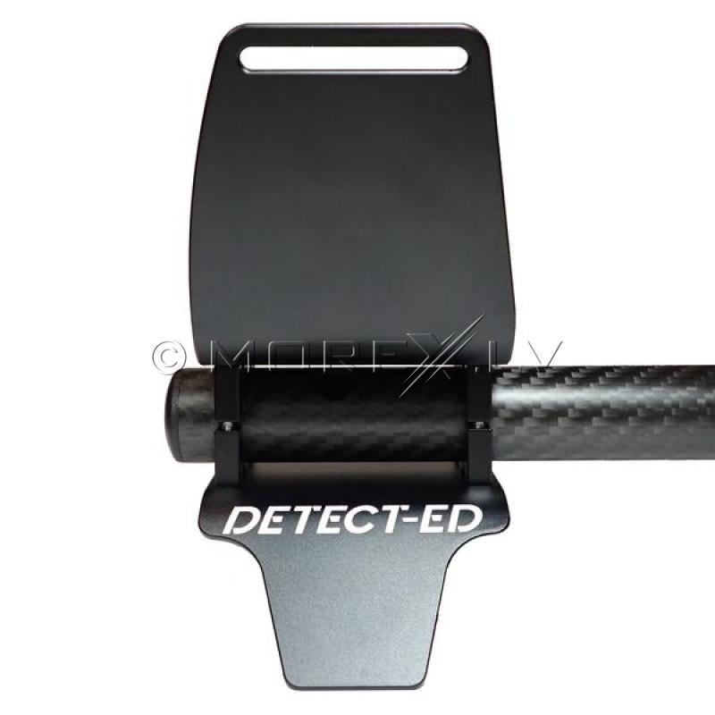 Elkoņbalsts Equinox Alloy Armrest kit 22mm, melns