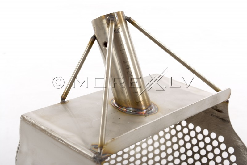 Stainless Steel Beach Scoop (OM001)