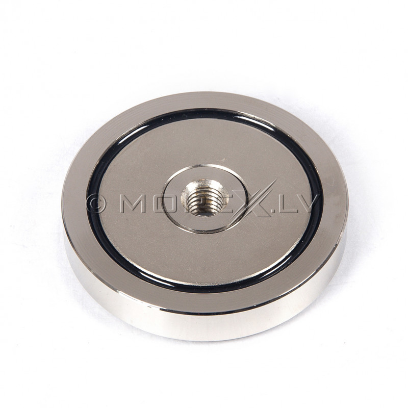 Поисковый магнит 120 kg Black Magnet F120