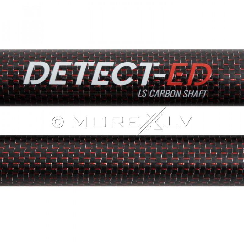 Detect-Ed Universālais oglekļa stienis detektoram Equinox LS Red-Belly Black